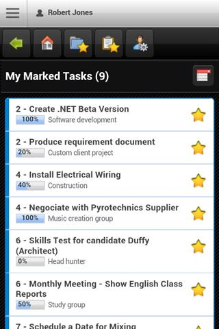 【免費生產應用App】AceProject-APP點子