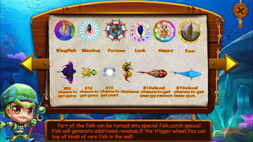 Screenshot of 1000 Fishing