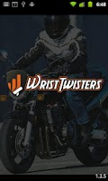Screenshot of WristTwisters Motorcycle Forum