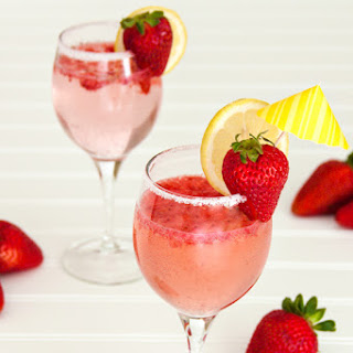 Strawberry Party Punch