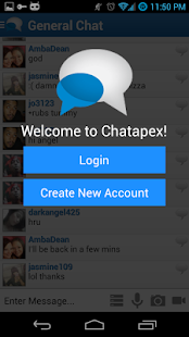 Chatapex - Beta - screenshot