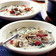 Hot & Sour Coconut Soup