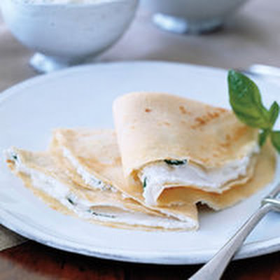 Beer-Batter Crepes