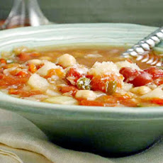 Potato and Bean Chowder