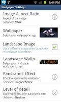 Screenshot of Ultra Wide HD Live Wallpaper