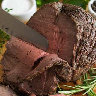 Beef Round Top Round Roast Recipes