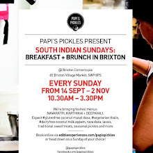 South Indian Sundays @ Brixton Cornercopia