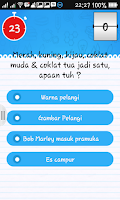 Screenshot of Kuis Kepo