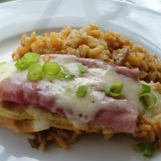 Chicken Ham Swiss Cheese And Mushroom Soup Recipes