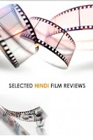 Screenshot of Selected HIndi Film Reviews