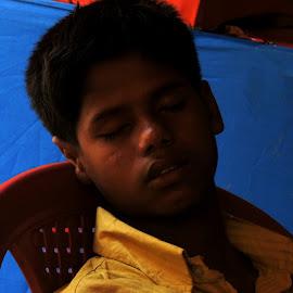 by Arindam Das - People Portraits of Men