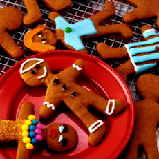JIF® Gingerbread People