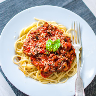 Olive Oil Pasta Sauce With Olives Recipes