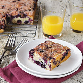 Maine Blueberry Cake
