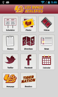 Screenshot of Los Banos High School