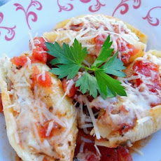 Do-Ahead Stuffed Shells