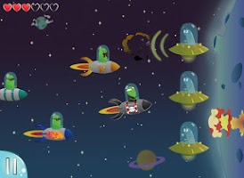 Screenshot of ALIEN KAMIKAZE Tap Tap Defense
