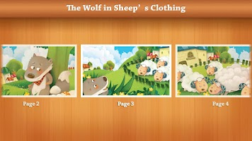 Screenshot of The Wolf in Sheep's Clothing
