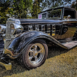 Classic Sedan by Ron Meyers - Transportation Automobiles
