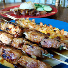 Smoky Citrus Kabobs