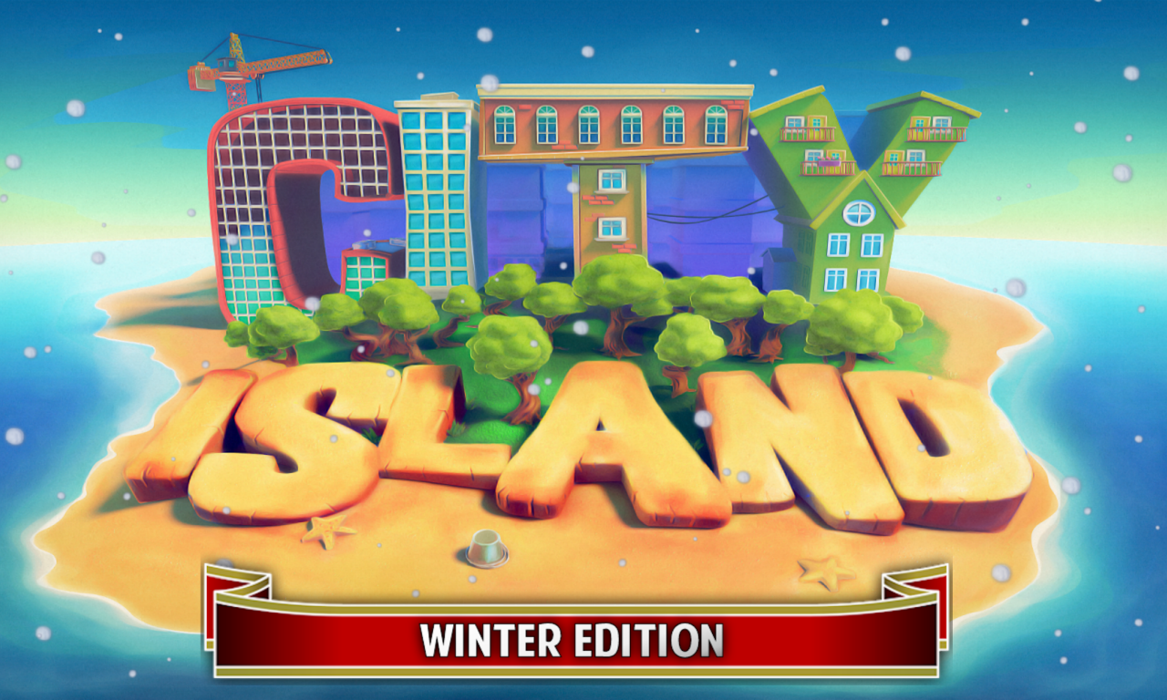 City Island: Winter Edition Screenshot 7