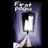 Download First pages, Charis Gantzoudis APK for Laptop