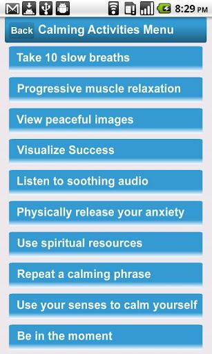 【免費健康App】Anxiety-APP點子