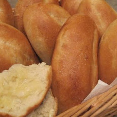 Mexican Bolillos, Crusty oval rolls