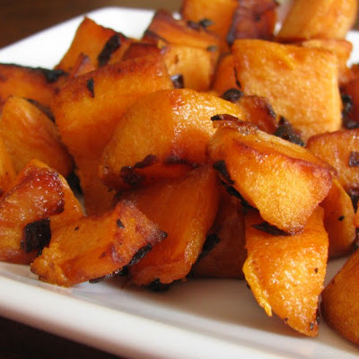 Sweet Potato Homefries