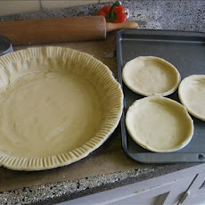 Basic Pie & Pastry Crust + Tips & Tricks
