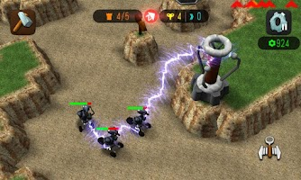 Screenshot of Defense Gear