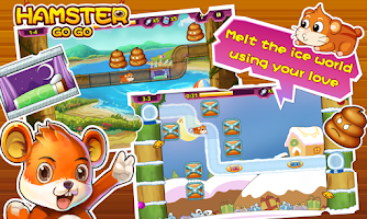 Screenshot of Hamster Go Go