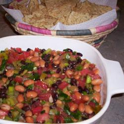 Three Bean Dip