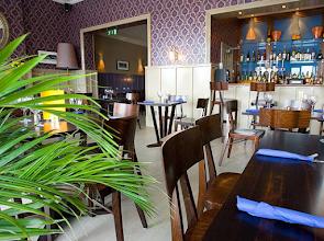 The Blue Anchor Pub Interior
