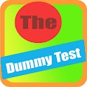 The Dummy Test icon