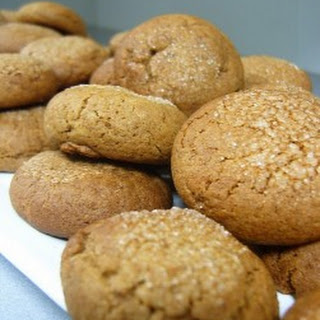 Soft Ginger Cookies recipe – 137 calories