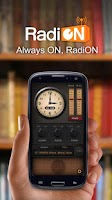 Screenshot of RadiON Free