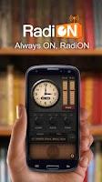 Screenshot of RadiON Free