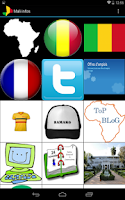 Screenshot of Mali informations & actualités