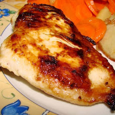 Grilled Buttermilk Ranch Marinated Chicken Breast