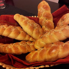 Soft Italian Breadsticks (Abm)