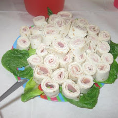 Sweet Turkey and Herb Roll-Ups