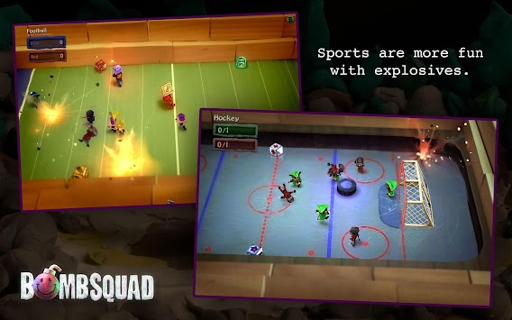 BombSquad APK screenshot thumbnail 11