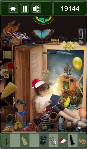 Hidden Object - A Kids Dreams - screenshot