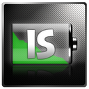 IS Battery Saver mobile app icon