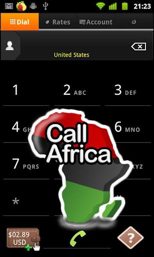コールアフリカ