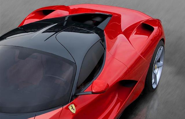 Ferrari LaFerrari Picture