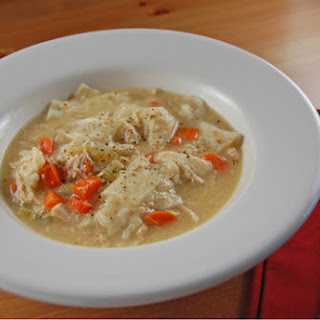 Chicken And Dumplings With Flour Tortillas Recipes
