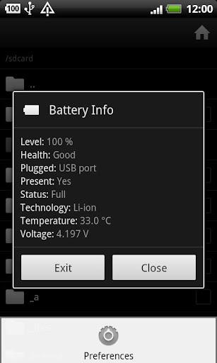 免費工具App|fileman Battery Info|阿達玩APP