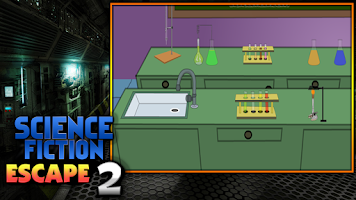 Screenshot of Science Fiction Escape 2